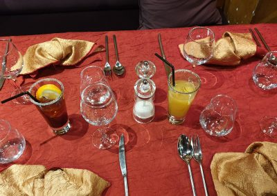 restaurant oriental Le Baloua